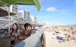 Restaurants et bars de plage