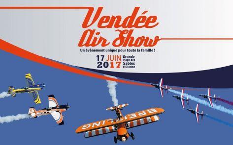 Vendée Air show meeting aérien