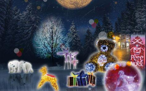 Animations Noël les Sables d'Olonne