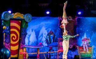 Cirques aux Sables d'Olonne en Vendée