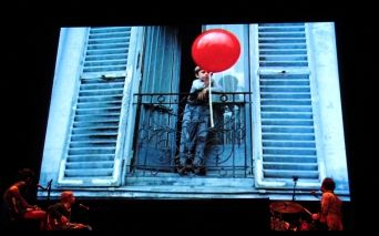 Spectacle le Ballon Rouge - Les Sables d'Olonne