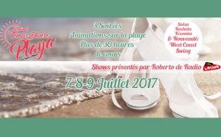 2ème Edition Festival Temps Danse Playa
