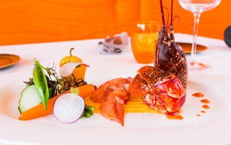 Restaurant Loulou Les Sables d'Olonne - crédit Jean Baptiste Blanchard