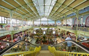 Halles centrales - Crédit Alexandre Lamoureux Vendée Expansion