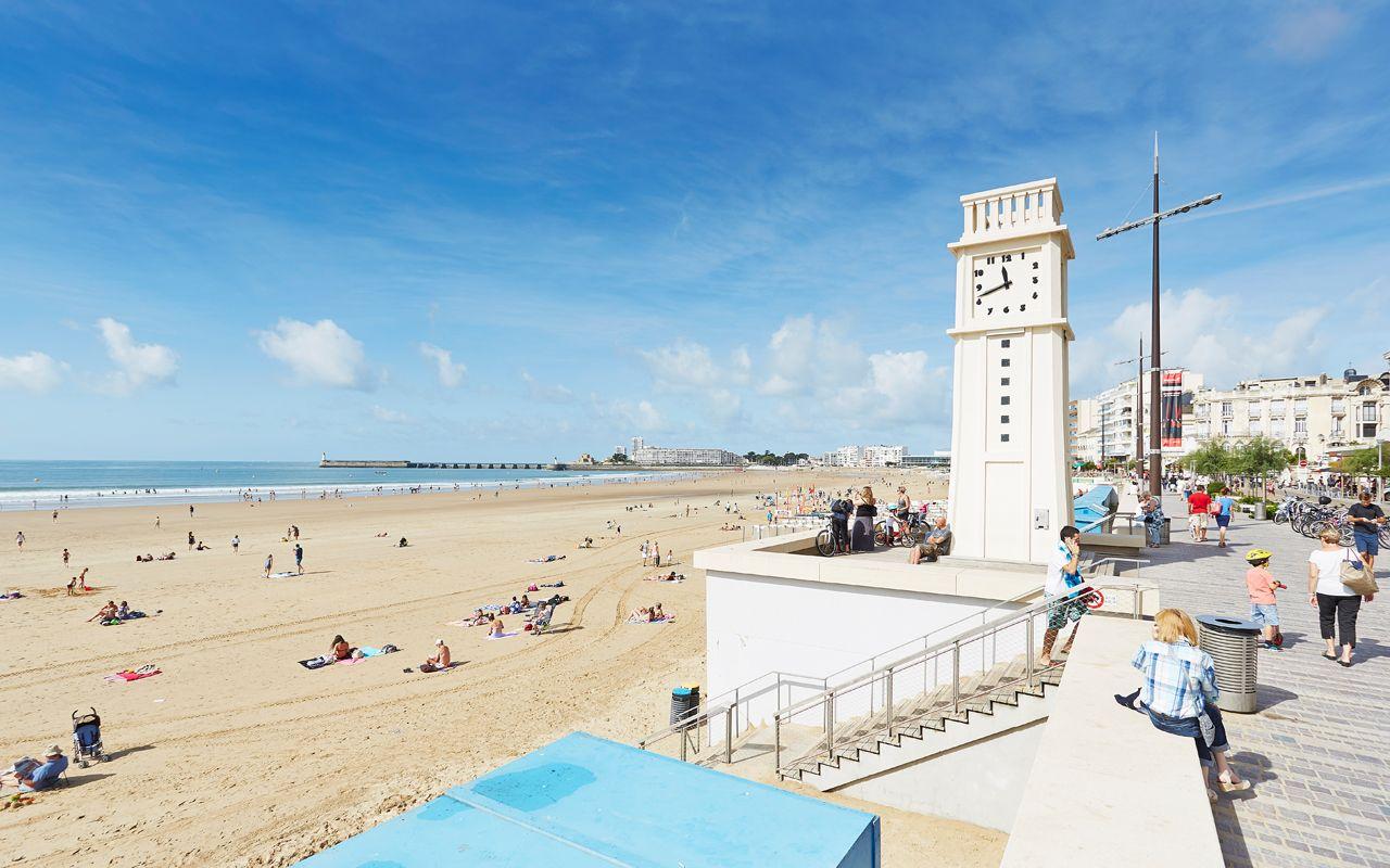 plages et bains de mer aux sables d 39 olonne en vend e. Black Bedroom Furniture Sets. Home Design Ideas