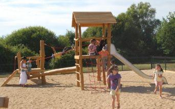 Parc de jeux pour les enfants
