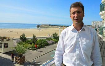 François Riou directeur de l'Office de tourisme des Sables d'Olonne