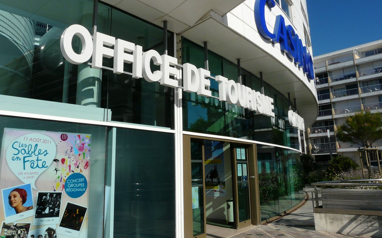 Contacter les offices de tourisme des sables d 39 olonne en vend e - Office tourisme villedieu les poeles ...