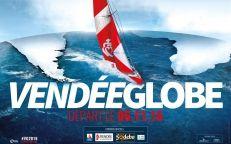 Affiche officielle du Vendée Globe 2016-2017