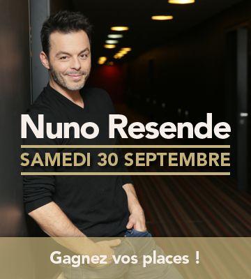 Concert Nuno Resende