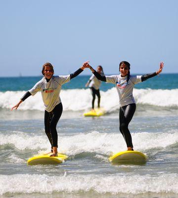 Surfzone - Crédit Virginie Barbé