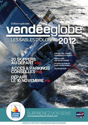 Brochure Vendée Globe 2012
