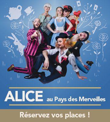 Comédie musicale Alice au Pays des Merveilles