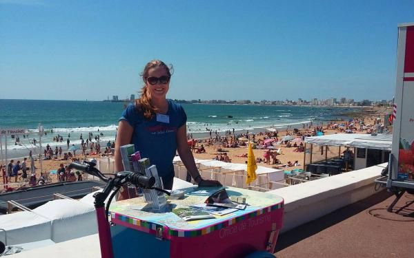 Points informations mobiles - Les Sables d'Olonne