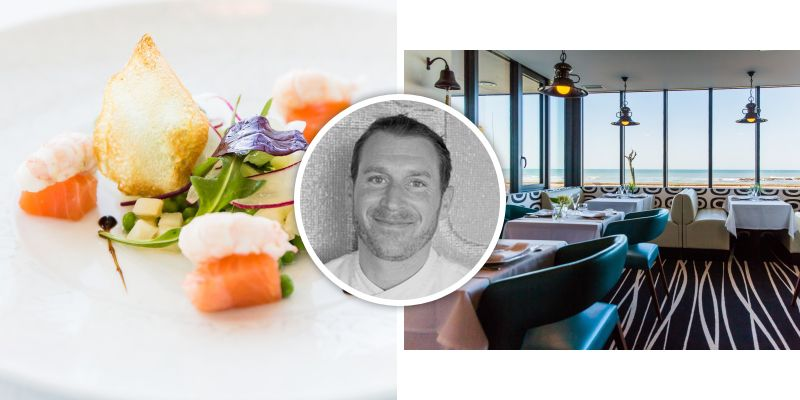 Restaurant Le Sloop Maitre Restaurateur Guillaume Drion